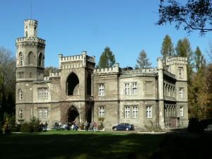 Zamek Bulowice Pałac Władysław Mrzygłód