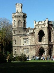 Zamek Bulowice Pałac w Bulowicach Władysław Mrzygłód