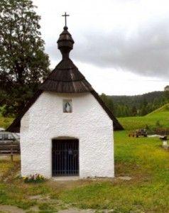 Kapliczka w Jaworkach