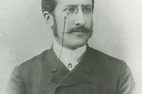 Adam Ostaszewski (1860 - 1934) Źródło: Wikipedia