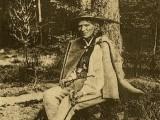 Jan Krzeptowski Sabała. Autor: Stanisław Bizański. Źródło: Wikipedia