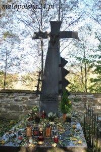 Grób Władysława Hasiora.