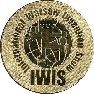 Medal IWIS - awers