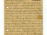 List z KL Stutthof, listopad 1944