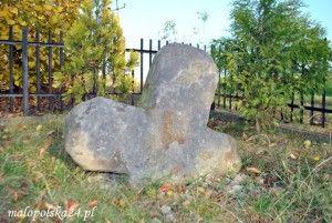 Krzyż pokutny w Bachowicach
