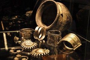 wystawa skarbu z czermna