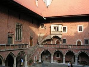 Collegium Maius, UJ, Kraków