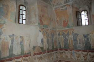 malowidła w cerkwi w Posadzie Rybotyckiej