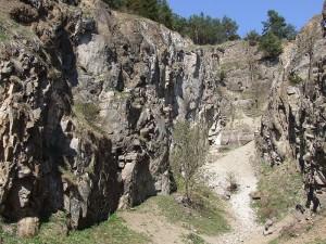 Kamieniołom Snozka, Gorce, Małopolska