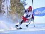 Niepełnosprawni na nartach