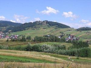 Kluszkowce, Wdżar, Małopolska