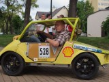 Prototypy energooszczędnych aut. Politechnika Lubelska. Shell Eco-Marathon, edycja 2012. Foto: J. Gozdek, SAF PL.