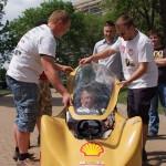 Prototypy energooszczędnych aut. Politechnika Lubelska. Foto: J. Gozdek, SAF PL.