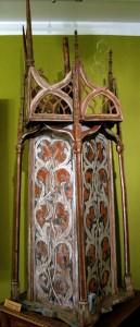 XV-wieczne tabernakulum ze Skalnika.