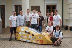 Prototypy energooszczędnych aut. Politechnika Lubelska.