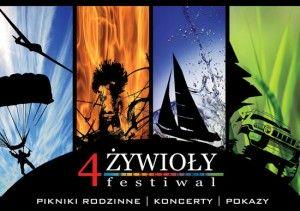 Bieszczadzki Festiwal 4 Żywiołów