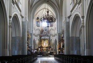 Kościół pod wezwaniem Św. Józefa. Podgórze