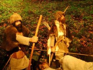 Skansen Archeologiczny Karpacka Troja w Trzcinicy koło Jasła