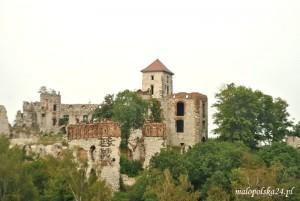Zamek w Tenczynie