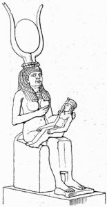 Izyda egipska bogini