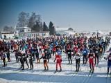 Stań do rywalizacji na nartach