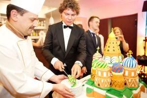 Tort na Balu Sympatyków Języka Rosyjskiego