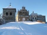 Klasztor na Świętym Krzyżu. Foto: Paweł Cieśla, Creative Commons.