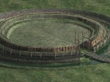 Rekonstrukcje 3D grodziska w Żmijowiskach, opracował Piotr Wroniecki. Render rekonstrukcji 3D wykonał Jakub Zakrzewski.