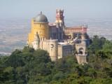 Pałac Pena w Sintrze, Portugalia. Foto: Wikipedia.