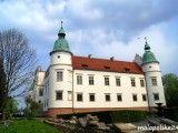 Zamek Leszczyńskich w Baranowie Sandomierskim