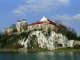 Klasztor w Tyńcu. Foto: Jerzy Strzelecki, Wikipedia.