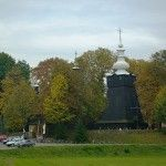 Cerkiew św. Michała Archanioła w Brunarach Wyżnych. Foto: Wikipedia.