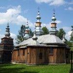 cerkiew św. Michała Archanioła w Turzańsku. Foto: Wikipedia.