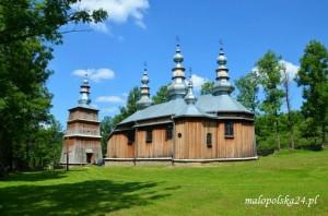 Zespół cerkiewny w Turzańsku