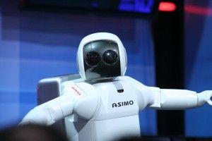 robotyka Asimo