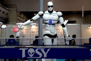Robotyka TOPIO