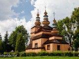 Cerkiew w Krempnej. Foto:UMWP, Krzysztof Zajączkowski .
