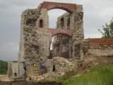 Budynek północno-zachodni (dawna gotycka brama wjazdowa).