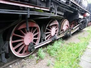 Chabówka, skansen kolejowy
