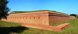 Bastion VII w Zamościu (po pracach remontowych w 2010 roku)