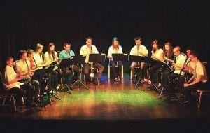 Andrychów koncerty 2013 orkiestra klarnetowa