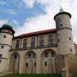 Nowy Wiśnicz, zamek w Nowym Wiśniczu