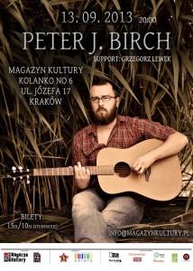 Peter J Birch