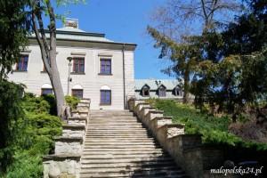 Pałac w Chlewiskach