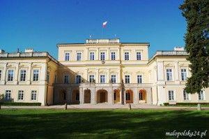 Pałac w Puławach