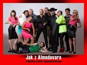 Kraków Teatr Jak z Almodovara