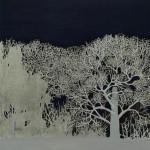 """""""Drzewa"""", Katarzyna Celek. Nagroda SARP."""
