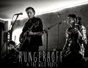 HungerhoffandTheWildRoots w Krakowie