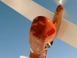 Przykład bezzałogowego aparatu latającego (zwanych również dronami). Na zdjęciu polski dron Pteryx. Foto: Kbosak, Creative Commons.