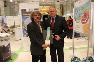 Wręczenie nagród Rzeka Roku